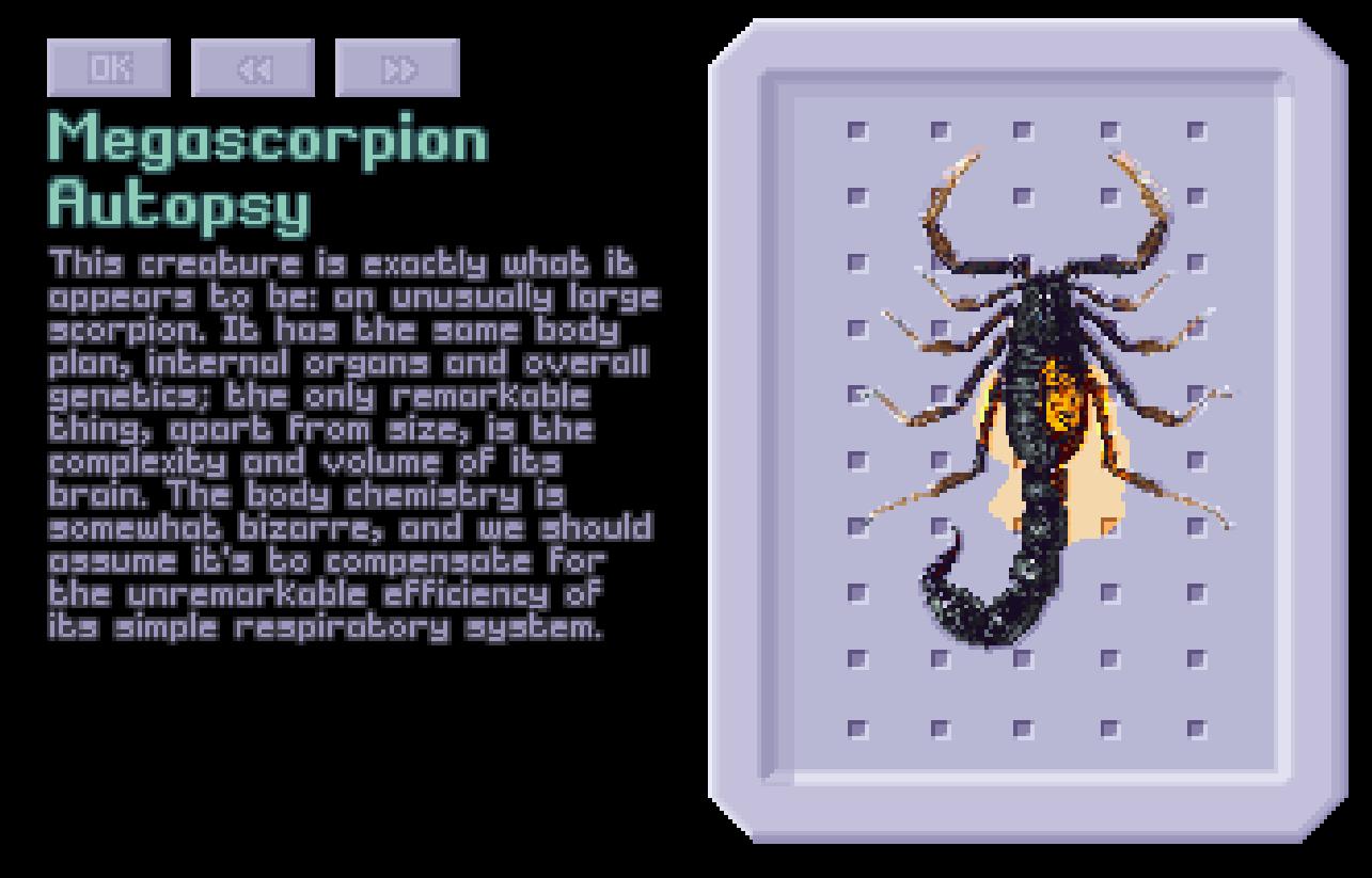 Megascorpion